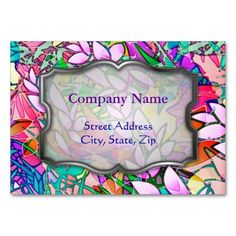 SOLD Chubby Business Card Grunge Art Floral Abstract! #Zazzle #Chubby #Business #Card #Grunge #Art #Floral #Abstract http://www.zazzle.com/chubby_business_card_grunge_art_floral_abstract-240286374943109696