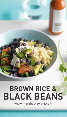 martha stewart how to cook rice