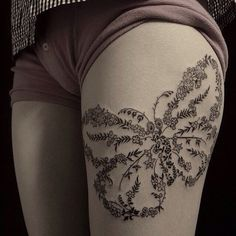 One of the coolest butterfly tattoos I've ever seen...