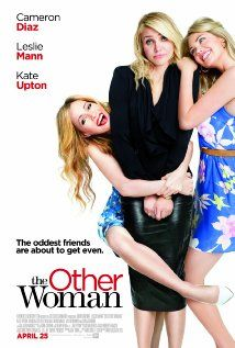 "The Other Woman (2014) - ""No, no, you can't have my husband AND my brother. That's just greedy."""
