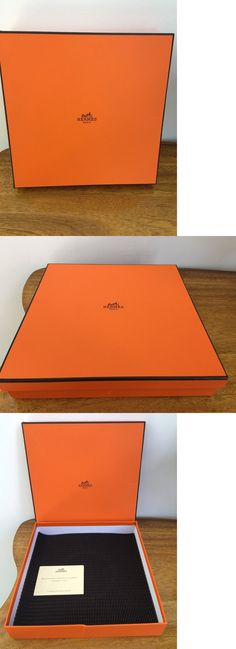 Gift Boxes 102380: Hermes Box New 11 1 4 X 11 1 4 X 2 -> BUY IT NOW ONLY: $44.99 on eBay!