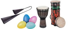 Essential Instruments for Drum Circles & Other Rhythm-Based Activities