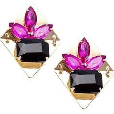 [Coming Soon] Pink Diamond Gem Earrings, photos curtesy of T&J Designs. Coming soon! T&J Designs Jewelry Earrings