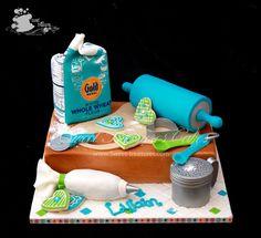 Sweet Treasures Cakes - FB baker's cake