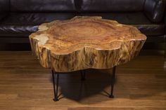 Live Edge Table - Live Edge - Coffee Table - Wood Coffee Table - Wood Table - Live Edge Slab - Unique Table - Rustic Coffee Table - Table by TheBlackLog on Etsy https://www.etsy.com/listing/565533513/live-edge-table-live-edge-coffee-table