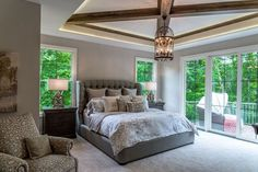 Real Fit Housewife: Welcome to my Home: Our Little Slice of Heaven  Master bedroom suite