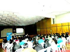 Curso taller sácale el jugo, que se realizó en la bella ciudad de Puno.