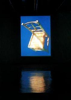 Robert Cahen «Tombe», 1997 Art, Art Videos