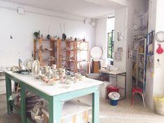 El taller .