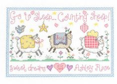 Baby Birth Announcements - Cross Stitch Patterns & Kits (Page 4) - 123Stitch.com