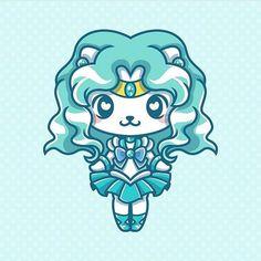 Sailor Moon Drops, Sailor Moon Art, Sailor Neptune, Sailor Uranus, Moon Princess, Sailor Princess, Sailer Moon, Sailor Moon Aesthetic, Sailor Moon Character