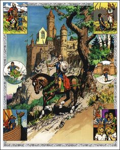 prince valiant | Above: A limited edition Prince Valiant print created by Hal Foster.