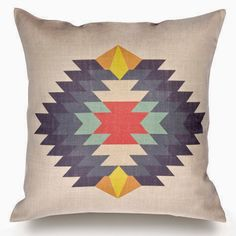 Image of Tribe Pillow