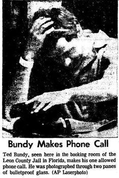 304 Best Ted Bundy images in 2019 | Ted bundy, Ted, Serial