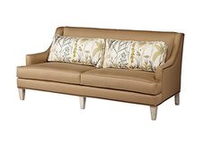 I love the pillow cushions on this couch! Teagan Sofa on OneKingsLane.com