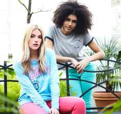 Bring on the brights, with a pop of colour for Spring