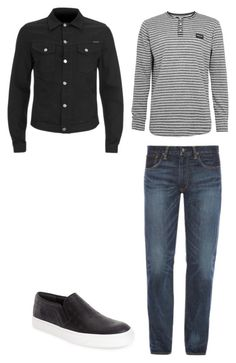 """""""4"""" by nycmoo on Polyvore featuring Polo Ralph Lauren, Alexander McQueen, Topman, men's fashion и menswear"""