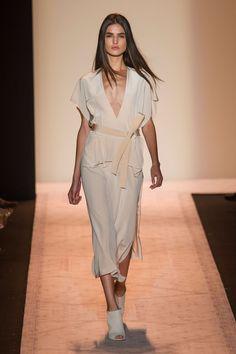Max Azria at New York Fashion Week Spring 2015.