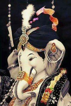 sahasranaman vishnu new good morning Tik Tik ithayathudippu 2019 Jai Ganesh, Ganesh Lord, Shree Ganesh, Dagdusheth Ganpati, Ganpati Bappa, Shiva Hindu, Hindu Deities, Hinduism, Lord Ganesha Paintings
