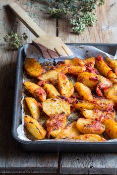 Low Carb Brasil, Cooking Recipes, Healthy Recipes, Vegetable Sides, Daily Meals, Light Recipes, Food Menu, Potato Recipes, Italian Recipes