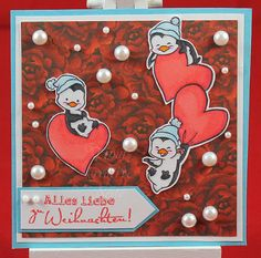 Tinas kreative Seite - #10 von 24 Squares for Christmas