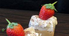 party cupcakes βαφτιση γενεθλια Cooking Recipes, Pudding, Desserts, Food, Tailgate Desserts, Deserts, Chef Recipes, Custard Pudding, Essen
