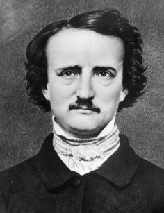 Edgar Allan Poe--I read he had a very kind-hearted aunt and uncle who raised him but was an alcoholic and part-time cokehead. Hmmmmm.....