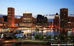 Baltimore, Maryland♡