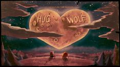 Adventure Time Title card S4Ep8 Hug Wolf