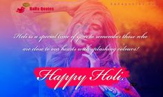 Best Holi Greetings for Happy Holi Festival