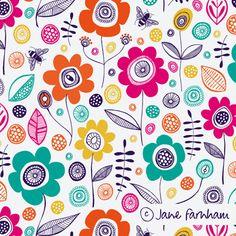 print & pattern: DESIGNER - jane farnham
