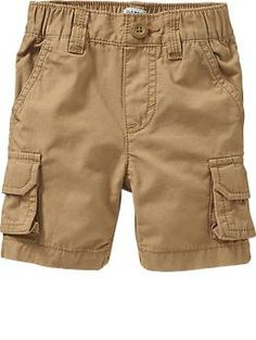 canvas cargo shorts (Basswood Brown) | Old Navy