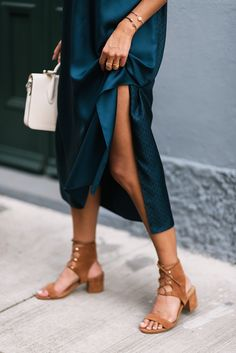 How To Wear the Slip Dress   Not Your Standard