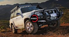 Nissan Patrol Y61 Legend Edition Takes Its Final Bow Down Under