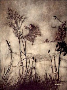arthur rackham illustrations | arthur-rackham-illustrationen-08