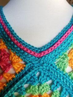 Crochet Instinct – A Penchant for Crochet Snuggle Blanket, Crochet Poncho, Crochet Necklace, Pattern, Fashion, Tejidos, Moda, Crochet Collar, La Mode