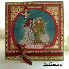 SC187 Christmas Blessings