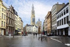 Amberes - Belgica