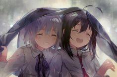 Tags: Fanart, Namie-kun, PNG Conversion, Touken Ranbu, Namazuo Toushirou, Honebami Toushirou