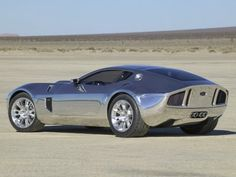 Great  2005 Ford Shelby GR-1 Concept Car