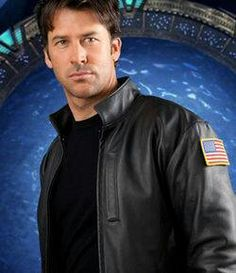 Joe Flanigan as Col John Sheppard... Stargate Atlantis <3
