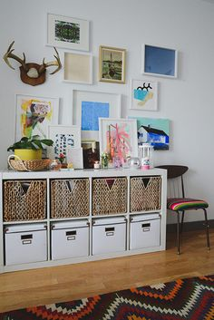 Casey DeBois's New York City Apartment Tour #theeverygirl #expedit