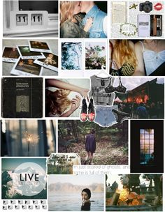 """""""I'm just scared of ghosts,and home is full of them. ∆"""" by i-will-follow-you-into-the-dark ❤ liked on Polyvore"""