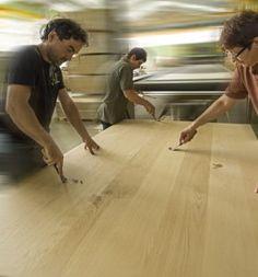 Readjusting the surface by experienced staff : : Ritocchi delle superfici da personale esperto