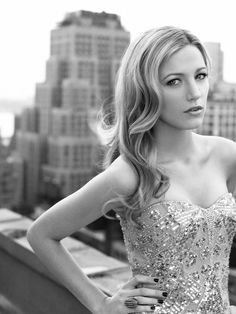 Blake Lively, the Gossip Girl