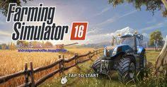 Farming Simulator 16 Mod Apk + Data For Android New Holland, Agriculture Machine, Applications Android, Money Games, Game Themes, Gaming, Android Apk, Free Android, Windows