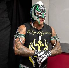 a75d0013457 Rey Mysterio Return WWE Smackdown Live in ring action Undertaker