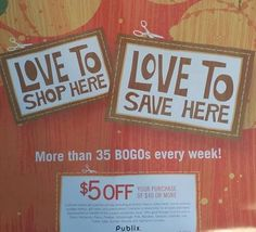 Floridians, check todays paper (5/25) for a $5 PUBLIX coupon!   Click the link below to get all of the details  ► http://www.thecouponingcouple.com/publix-coupon-in-5-25-newspaper-540-purchase-found-in-fl/