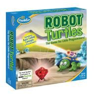 Robot Turtles is a board game for kids inspired by the Logo programming language.
