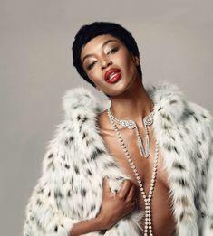 Snapshot: Naomi Campbell for Madame Figaro